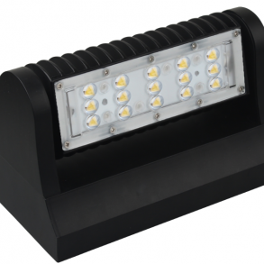 Rotatable Wall Pack Light 40 Watts 4000K