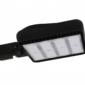 LED Shoebox Light 200 Watts 5000K