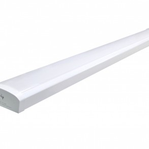 Wrap Light Fixture 48 Watts Frosted 4000K