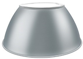 Highbay Round Accessories - 60D Aluminum Deflector