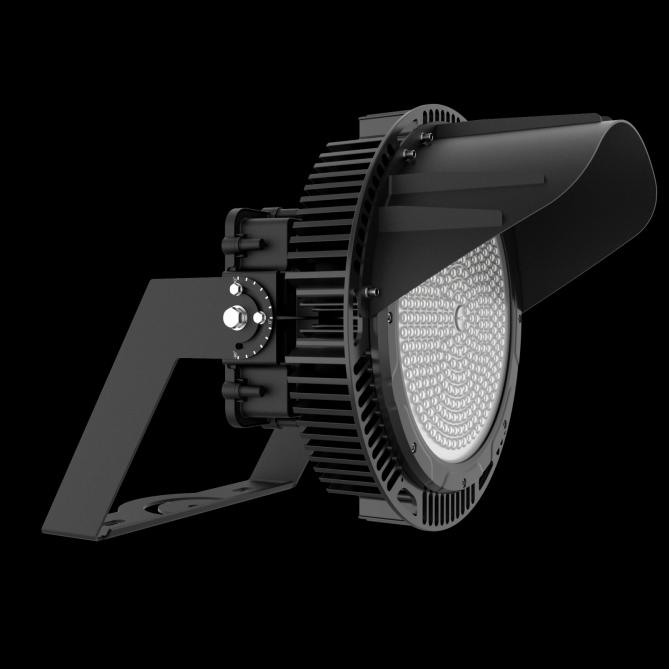 Highbay Sports Lighter 450 Watts 100-277V 5000 Kelvin