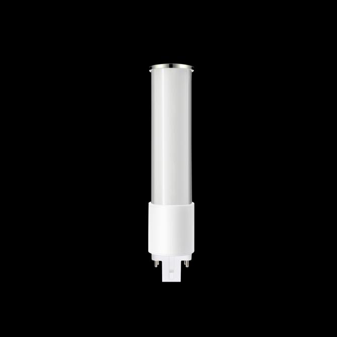 Plug-In LED Lamp Horizontal Mount 11 Watts 4Pin Base 4000K