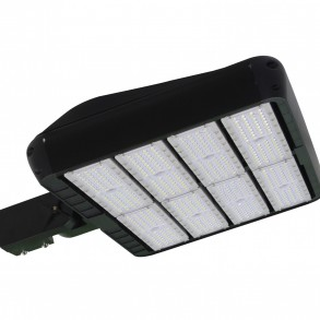 LED Shoebox Light 480 Watts 5000K