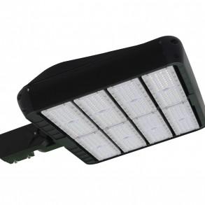 LED Shoebox Light 480 Watts 5000K