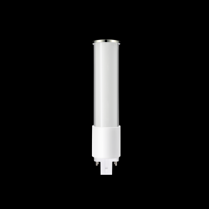 Plug-In LED Lamp Horizontal Mount 6 Watts 2Pin Base 4000K