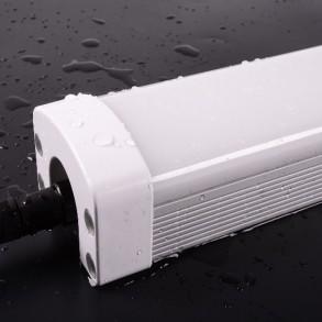 Lumen Smart Waterproof IP66 4' 60 Watt 4000K