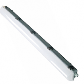 Strip Vapor Tight Fixture 40 Watts 5000K