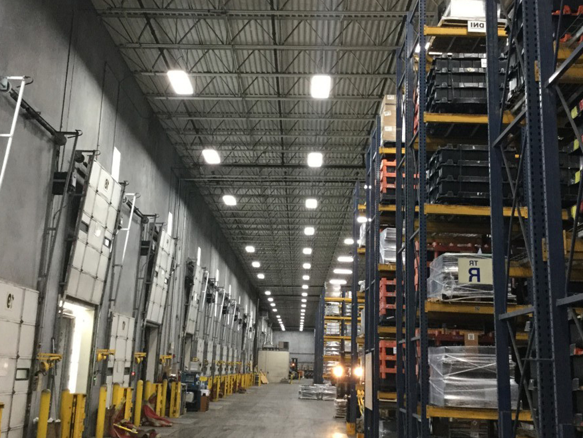 Warehouse Applications