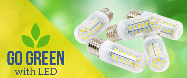 Environmental Benefits of LED Lighting: Reducing Your Carbon Footprint